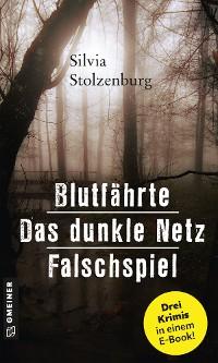 Cover Blutfährte - Das dunkle Netz - Falschspiel