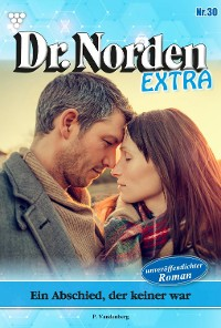Cover Dr. Norden Extra 30 – Arztroman