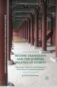 Cover Regime Transition and the Judicial Politics of Enmity