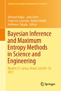 Cover Bayesian Inference and Maximum Entropy Methods in Science and Engineering