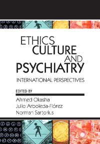 Cover Ethics, Culture, and Psychiatry
