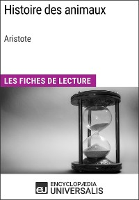 Cover Histoire des animaux d'Aristote
