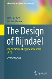 Cover The Design of Rijndael