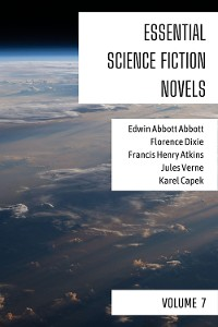 Cover Essential Science Fiction Novels - Volume 7