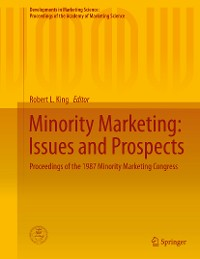 Cover Minority Marketing: Issues and Prospects