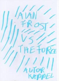 Cover Alan Frost und der neunte Attentäter