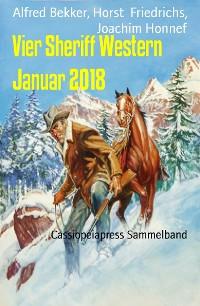 Cover Vier Sheriff Western Januar 2018