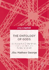 Cover The Ontology of Gods