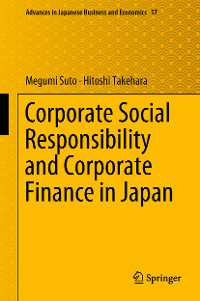 Cover Corporate Social Responsibility and Corporate Finance in Japan