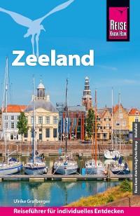 Cover Reise Know-How Reiseführer Zeeland mit Extra-Tipps für Kinder