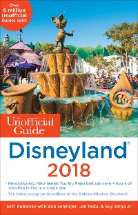 Cover The Unofficial Guide to Disneyland 2018
