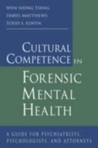 Cover Cultural Competence in Forensic Mental Health