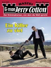Cover Jerry Cotton 3326 - Krimi-Serie