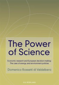 Cover Power of Science