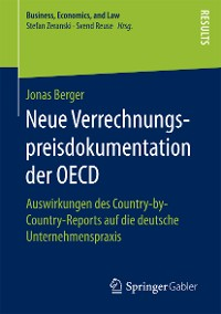 Cover Neue Verrechnungspreisdokumentation der OECD