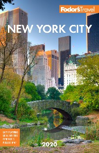 Cover Fodor's New York City 2020