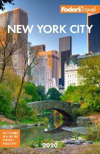 Cover Fodor's New York City 2020
