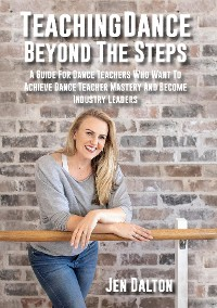 Cover Teaching Dance Beyond The Steps