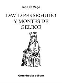 Cover David perseguido y montes de Gelboe