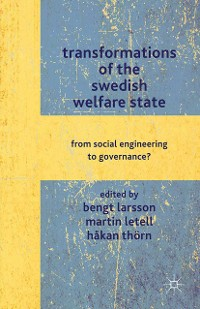 Cover Transformations of the Swedish Welfare State