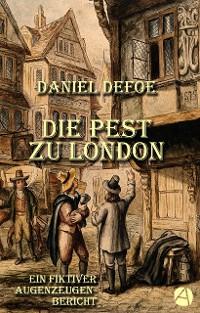 Cover Die Pest zu London
