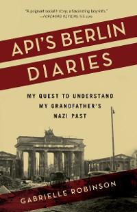 Cover Api's Berlin Diaries