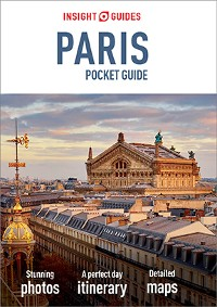 Cover Insight Guides Pocket Paris (Travel Guide eBook)