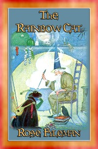 Cover THE RAINBOW CAT - The Adventures of a Very Special Cat