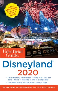 Cover The Unofficial Guide to Disneyland 2020