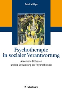Cover Psychotherapie in sozialer Verantwortung