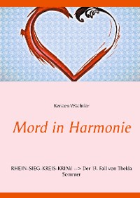 Cover Mord in Harmonie