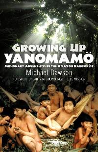 Cover Growing Up Yanomamo