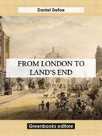 Cover From London to land's end