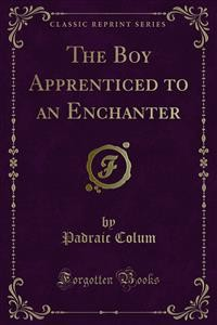 Cover The Boy Apprenticed to an Enchanter