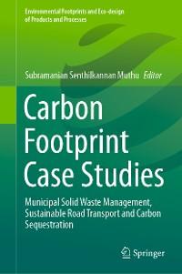 Cover Carbon Footprint Case Studies