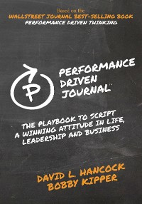 Cover Performance-Driven Journal