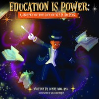 Cover Education Is Power
