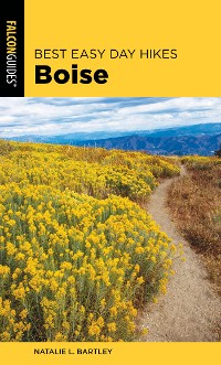 Cover Best Easy Day Hikes Boise