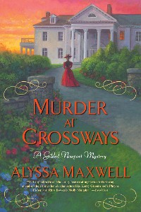 Cover Murder at Crossways