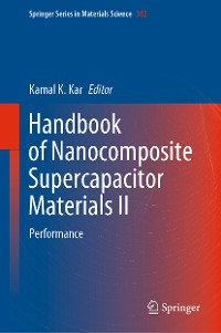 Cover Handbook of Nanocomposite Supercapacitor Materials II