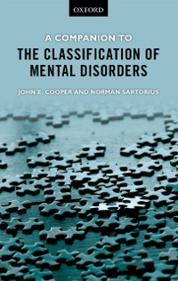 Cover Companion to the Classification of Mental Disorders