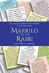 Cover Married to the Rabbi
