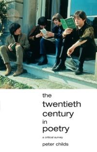 Cover Twentieth Century in Poetry