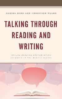 Cover Talking through Reading and Writing
