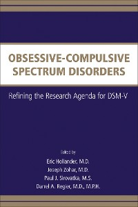 Cover Obsessive-Compulsive Spectrum Disorders
