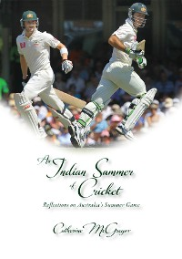 Cover An Indian Summer of Cricket