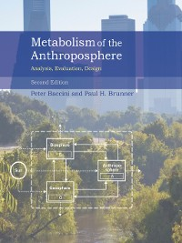 Cover Metabolism of the Anthroposphere