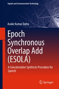 Cover Epoch Synchronous Overlap Add (ESOLA)