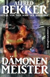 Cover Dämonenmeister (Roman)