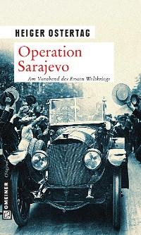Cover Operation Sarajevo